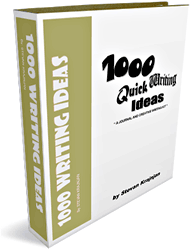 Quick Writing Prompts e-Book