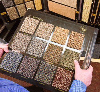 With so many options from carpet to hard flooring, the expertise found at Carpet Masters of Colorado is a big bonus.