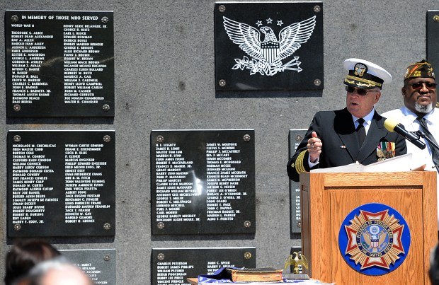 Memorial Day observed at Vallejo's Veterans Park – Times-Herald