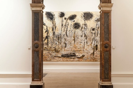 The Orders of the Night by Anselm Kiefer