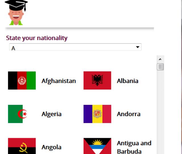 Paris International Students App