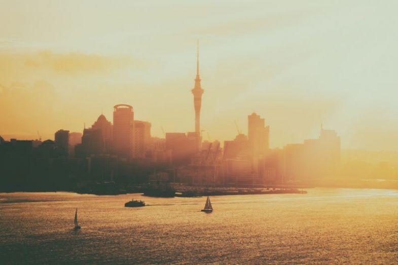 Horizonte de Auckland