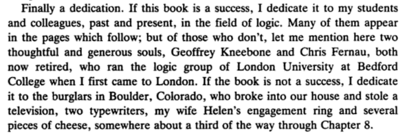 The Best Academic Acknowledgements Ever Times Higher Education THE