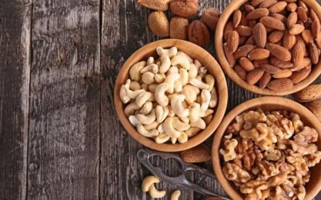 Nuts Can Reduce Type 2 Diabetes