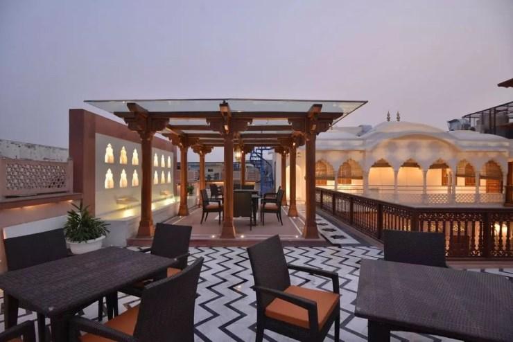 haveli dharampura restaurant