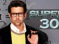 "This time it is Hrithik Roshan coming up with a biopic ""Super30"""