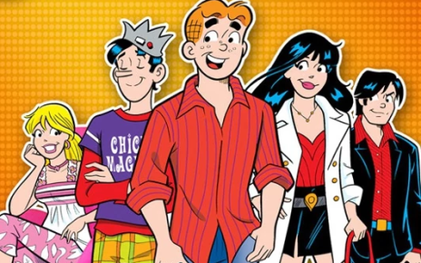 archie and the gang