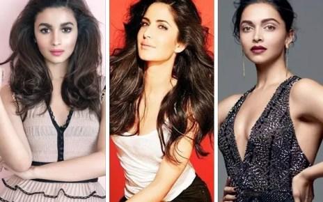 Deepika Padukone, Alia Bhatt , Kareena Kapoor Khan, Priyanka Chopra
