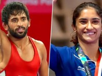 Wrestlers Vinesh Phogat and Bajrang Punia nominated for the prestigious Padma Shri award by the Sports ministry