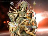 Durga Ashtami – Eighth day of Navratri
