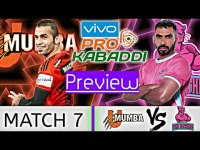 PKL Day 4: U Mumba And Bengaluru Bulls managed their First win of Tournament