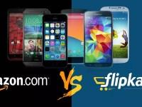 Flipkart and Amazon's Festival sale offering smartphones with Great discounts