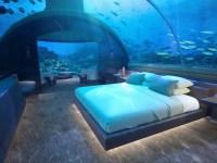 First ever underwater resort in Maldives