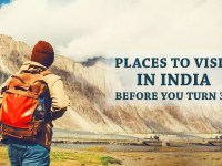 The top 10 places to visit in India before you turn 30!