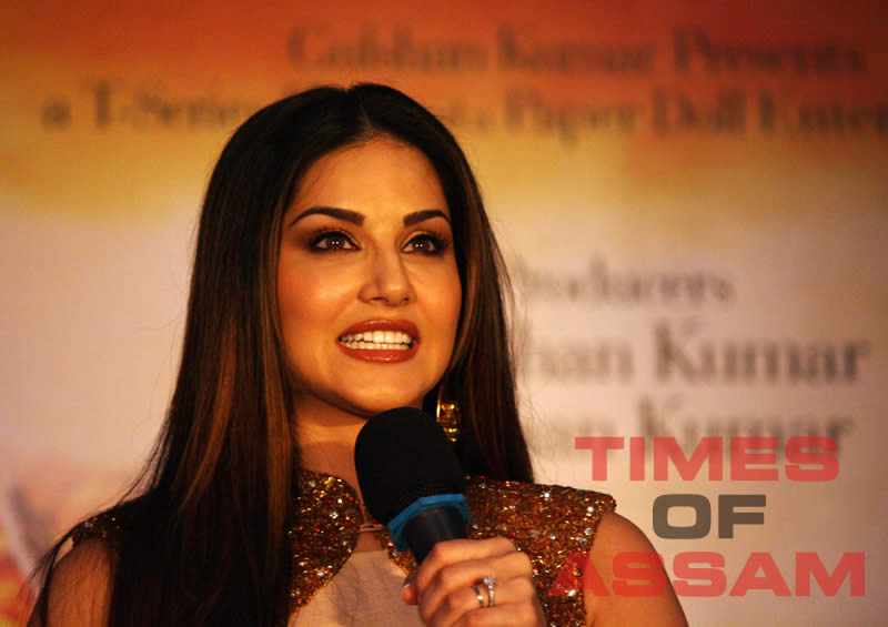 Sunny Leone Promoting Her Movie Ek Paheli Leela-2861