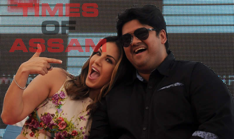 Sunny Leone Mastizaade Promo