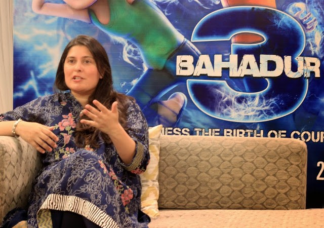 Exclusive Interview of Pakistani Oscar winner Sharmeen Obaid-Chinoy