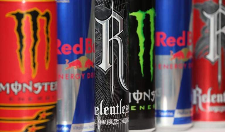 England Proposes Ban on Selling Energy Drinks