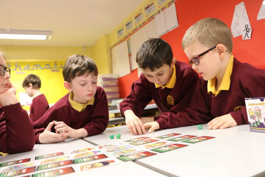 Times Square   Times Table Maths Game
