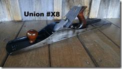 Union #X8