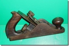 Old Antique Steers' Patent No. 304 Smooth Plane Tool, Brattleboro Tool Co-002