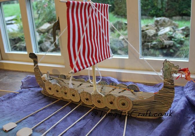 Oar Some Model Boat