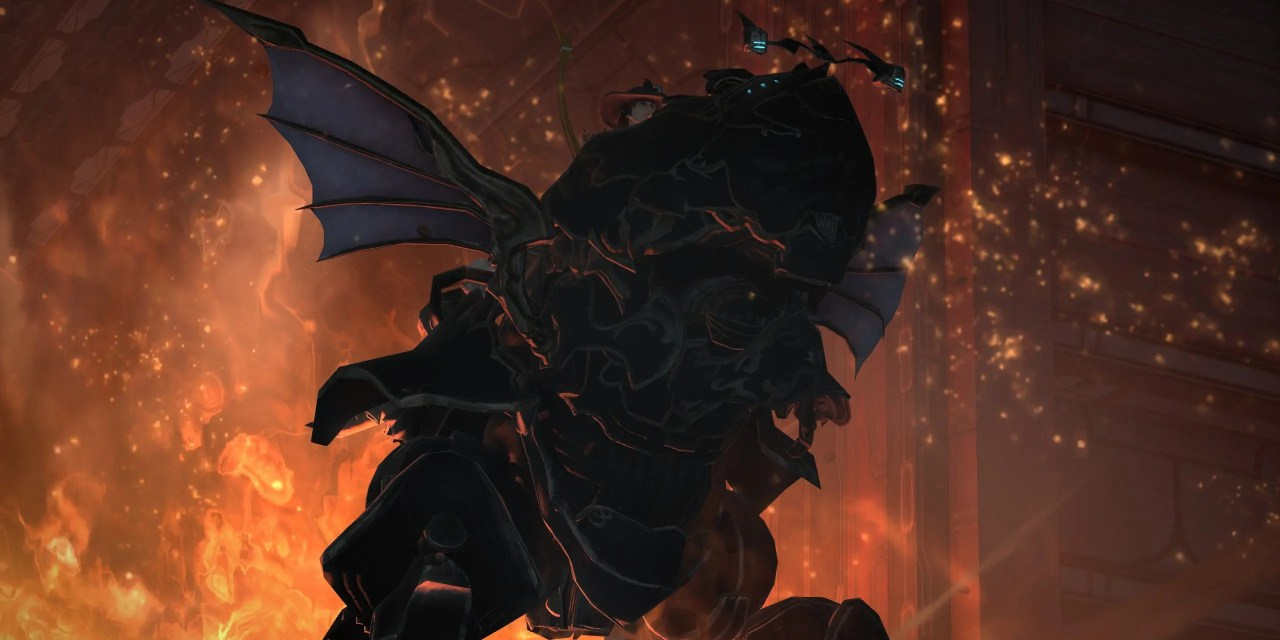 Final Fantasy XIV Main Story Complete!