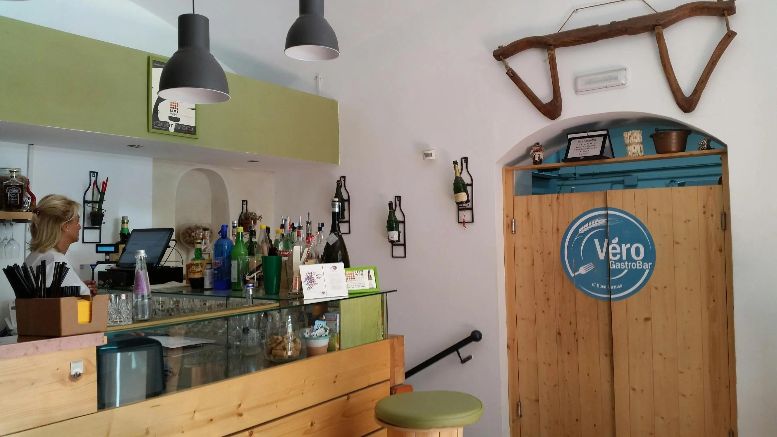 Vegetarisch restaurant in Napels