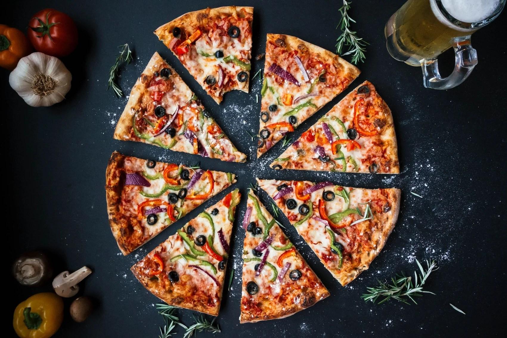 beste pizza in Hongkong