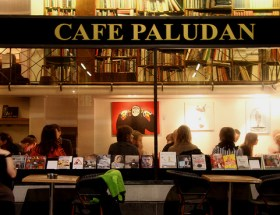 Kopenhagen_Centrum_Paludan_Bogcafe