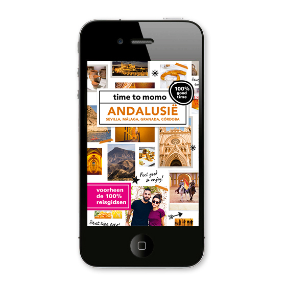Andalusië app