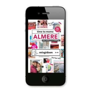 Almere app time to momo