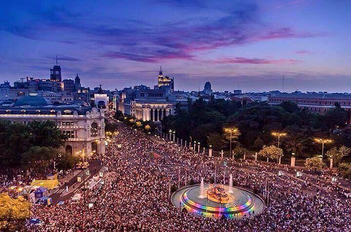 Festivals in Madrid