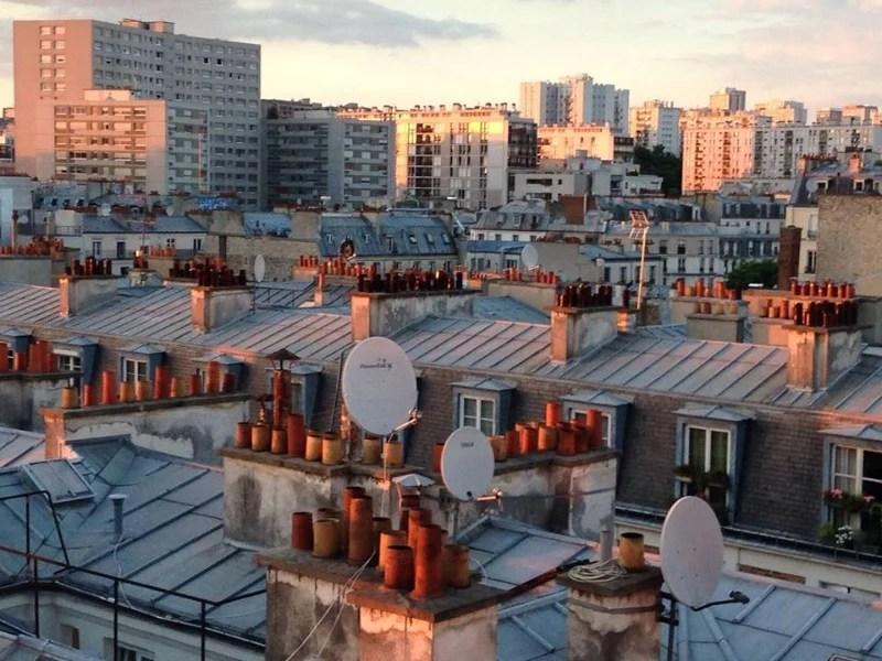 rooftop bars parijs