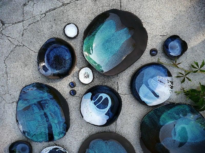 Krakau: keramiek bij Projectorium