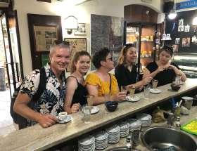 Koffie bar Nilo Spaccanapoli