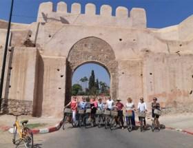 stedentrip Marrakech met vrienden