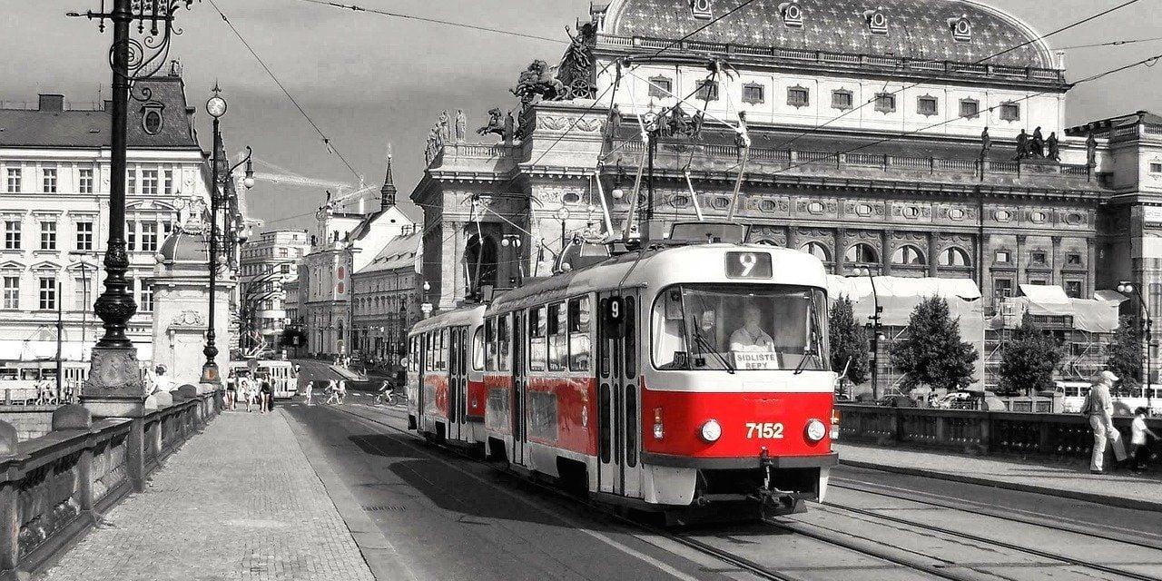 Praag Ga mee op virtuele tour door Praag