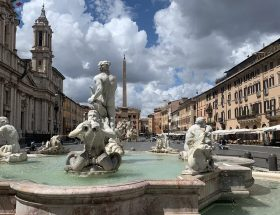 24 uur in Rome