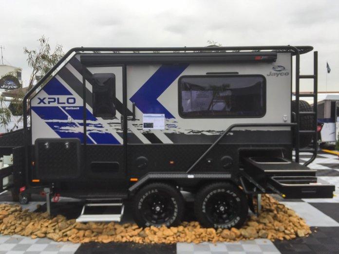 jayco's wild new off road caravan prototype - caravan news