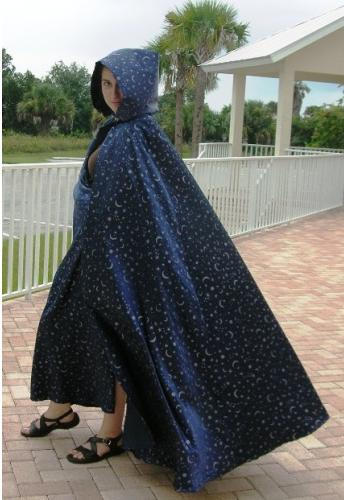 Cloaks  Capes  Time Travel Costumes  Historically