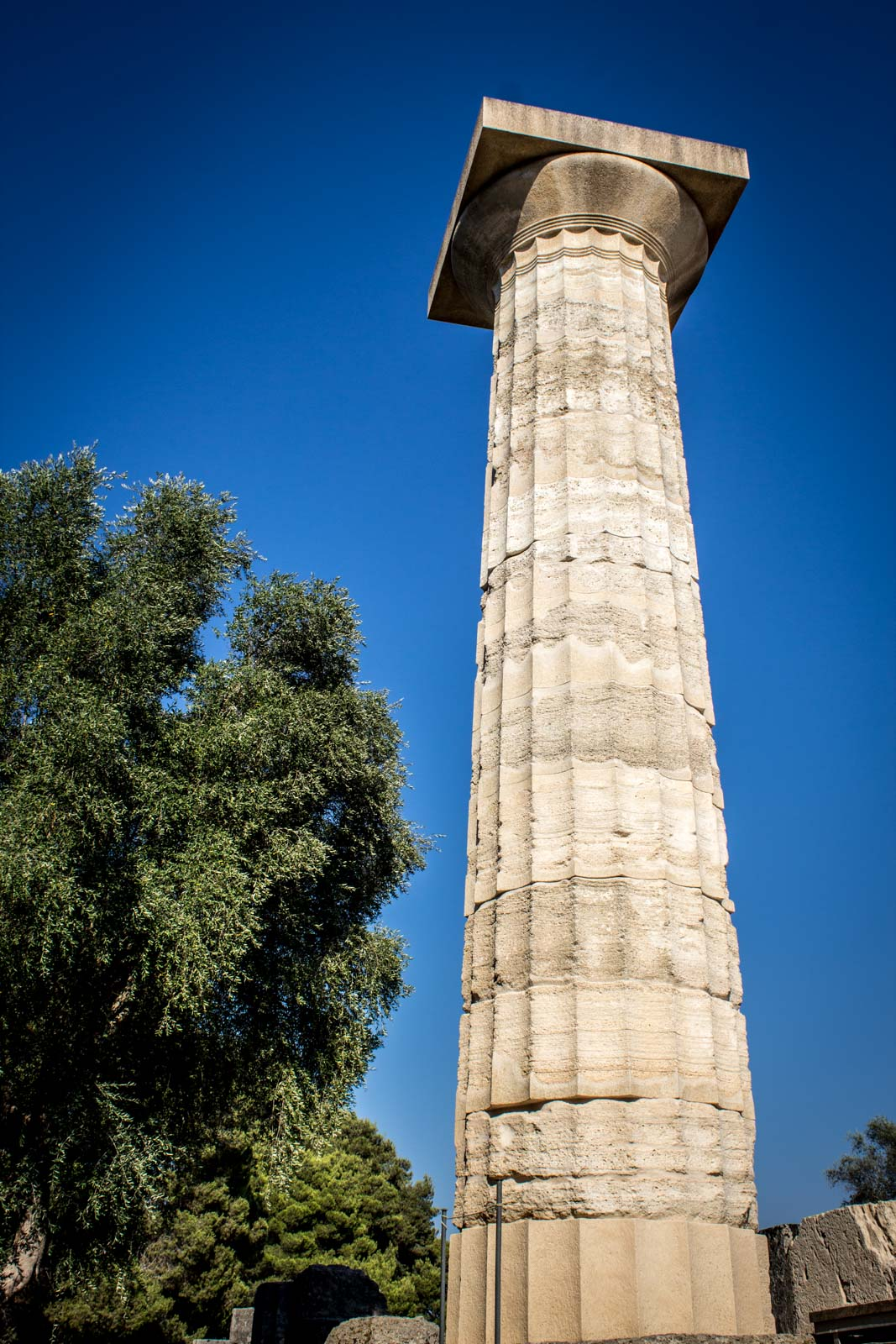 Ancient Olympia Greece The Origin Of The Olympic Games