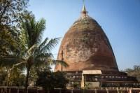 Pyu city of Sri Kestra in Pyay, Myanmar