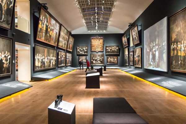 Art Galleries And Museums In Amsterdam