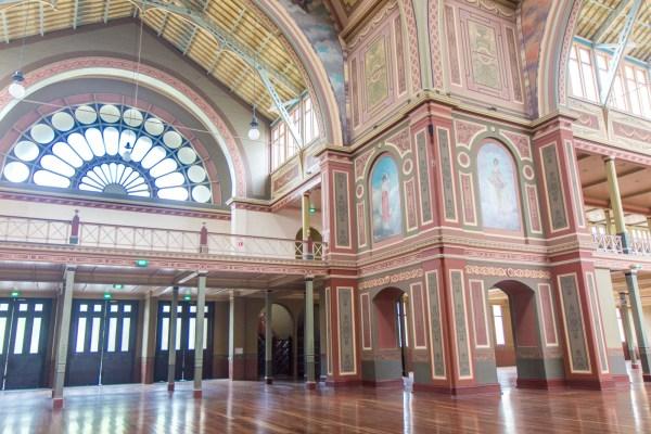 Royal Exhibition Building Melbourne Victoria
