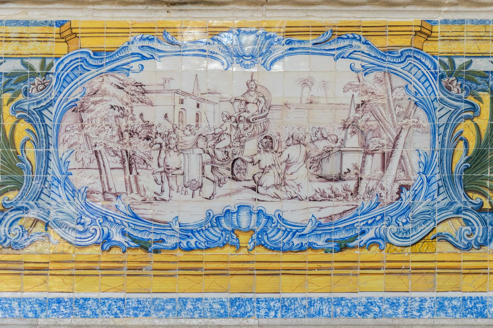 The story of Portuguese tiles AND the Tile Museum Lisbon