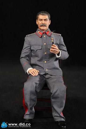Joseph Joghashvilli Stalin