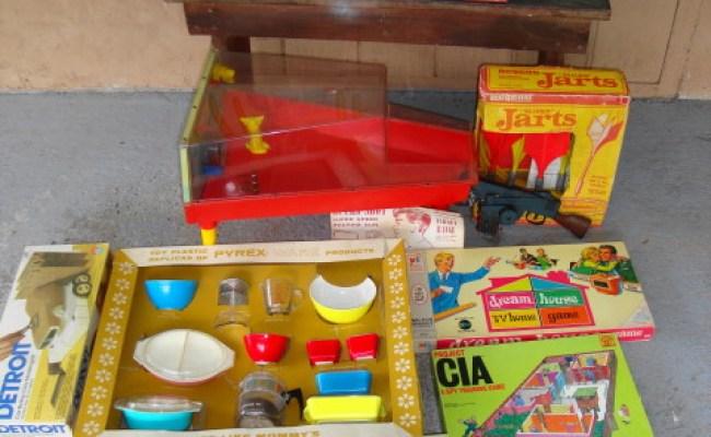 Timewarp Vintage Toys 1950s 1960s 1970s News