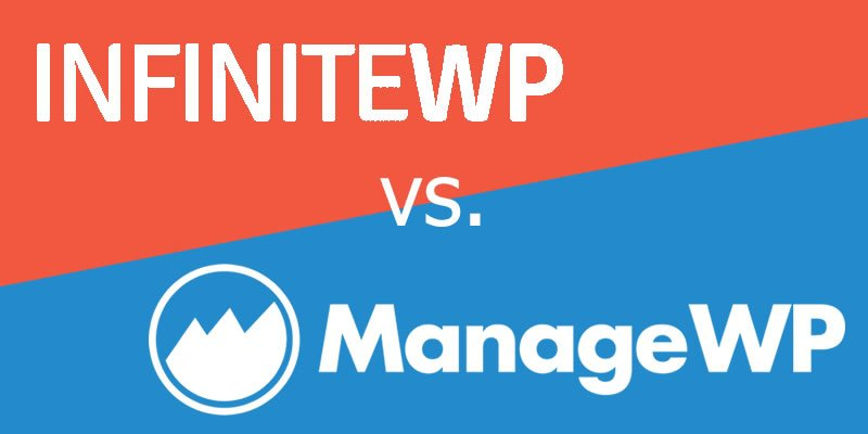 Why I've switched (mostly) from ManageWP to InfiniteWP