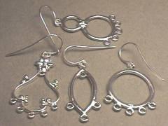 Chandelier Earrings Findings Earring